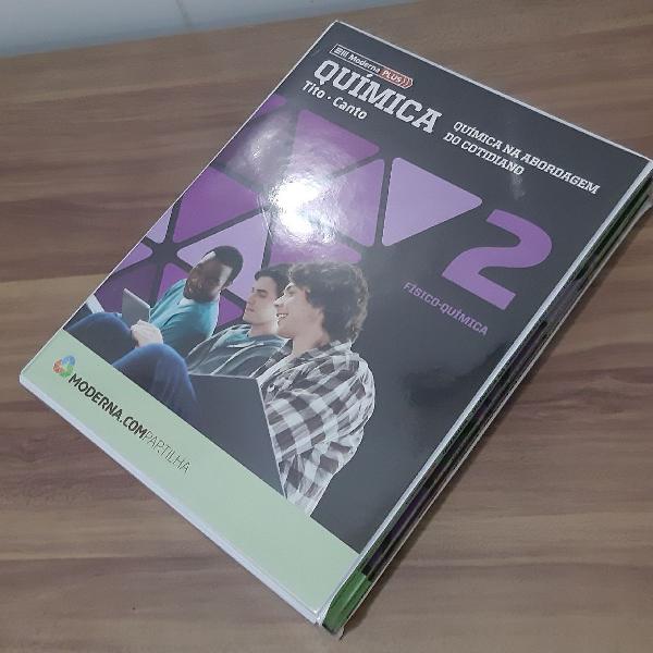 Box de química - vol. 2 físico - química