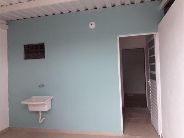 Casa 1 dormitório