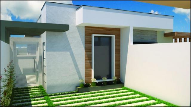 Casa com 2 dormitórios à venda, 65 m² por r$ 180.000 -