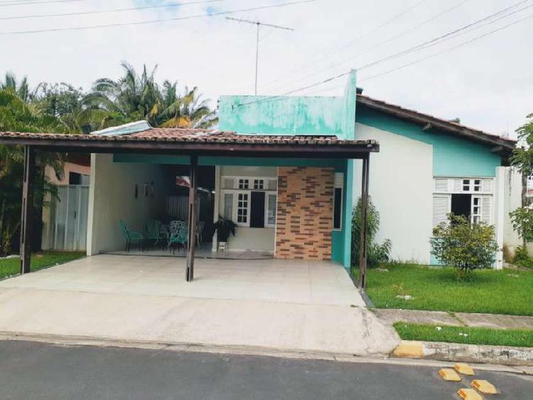 Casa de condomínio p/ venda Planalto Vinhas, 116 m2, 3 qts.