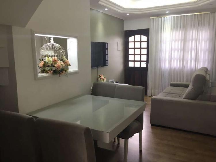 Casa de condomínio para venda com 108 metros quadrados com