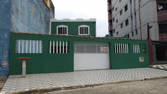 Casa em Mongaguá do lado da praia próximo a plataforma de