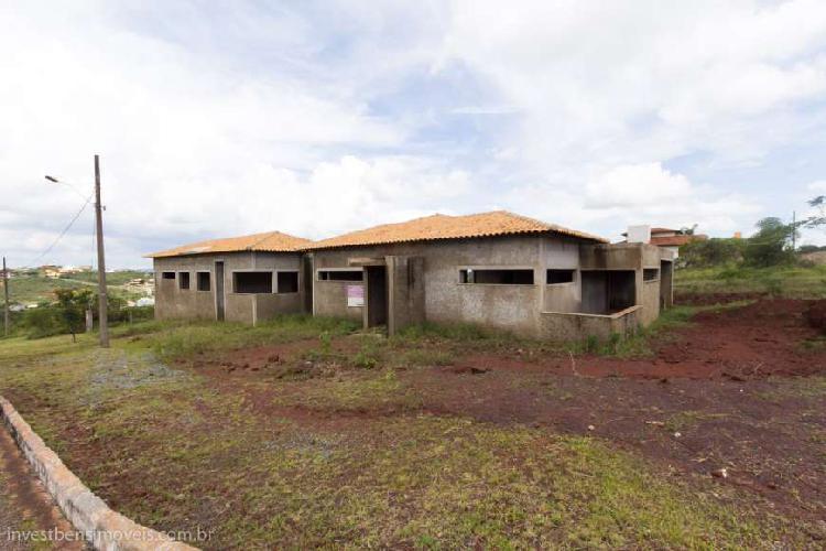 Casa em construção no ville des lacs