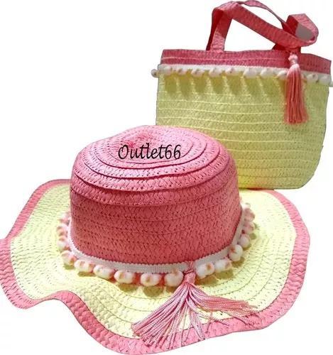 Chapéu de praia para bebê criança personalizado + brinde