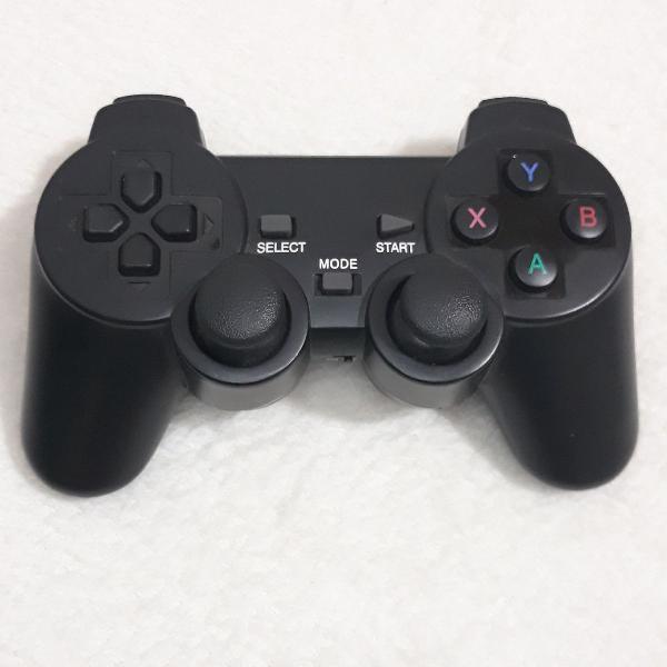 Controle playstation sem fio