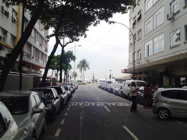 Copacabana, estudio na rua dimingos ferreira. 60 mts. da