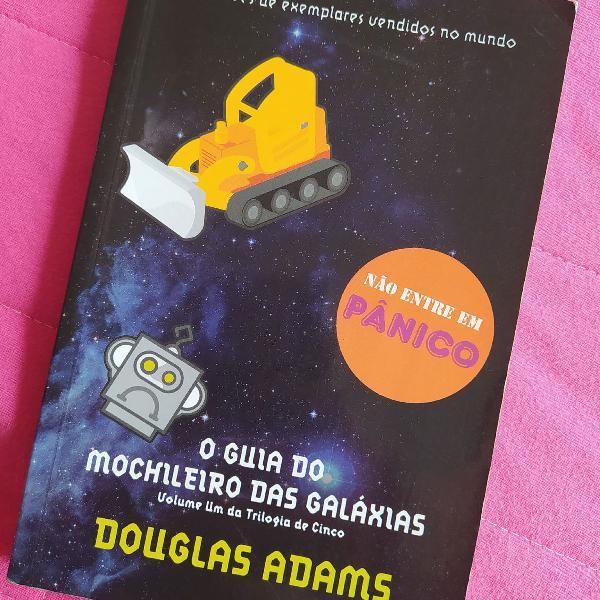 Livro guia do mochileiro das galáxias