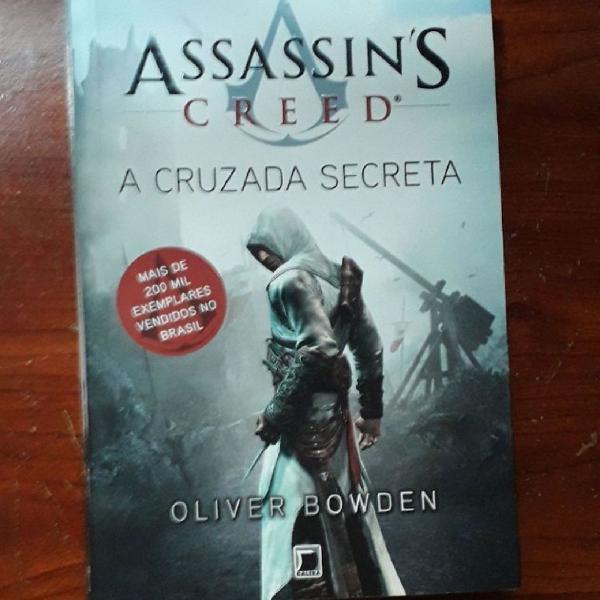 Livros assassin's creed