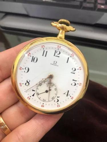 Relógio de bolso antigo 1916