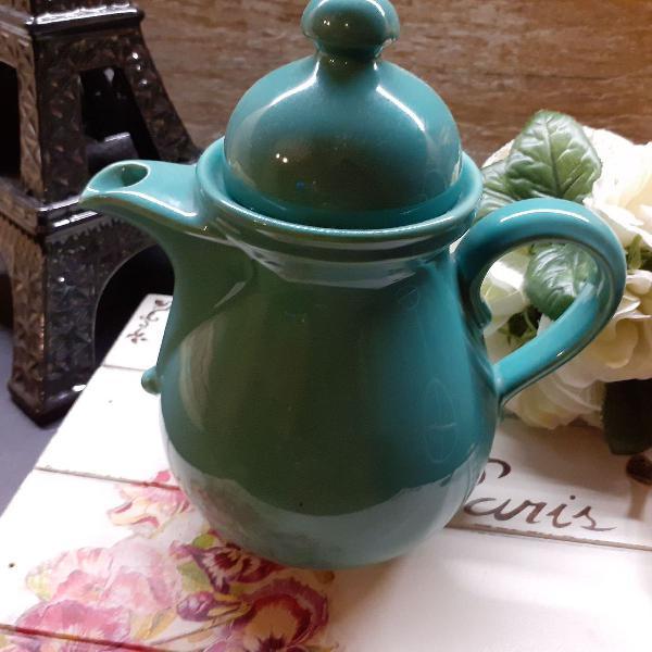Bule de chá - o charme da tarde!