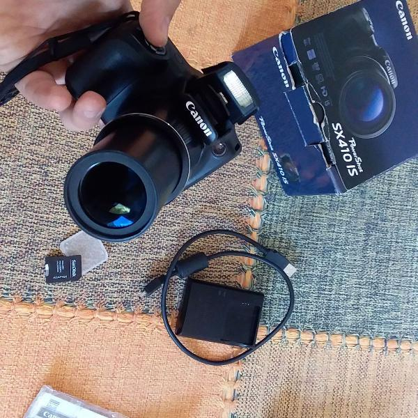 Camera digital powershot sx410 is