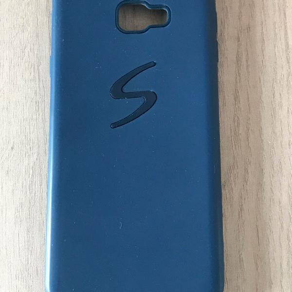 Capinha case capa de celular samsung galaxy j4 plus silicone
