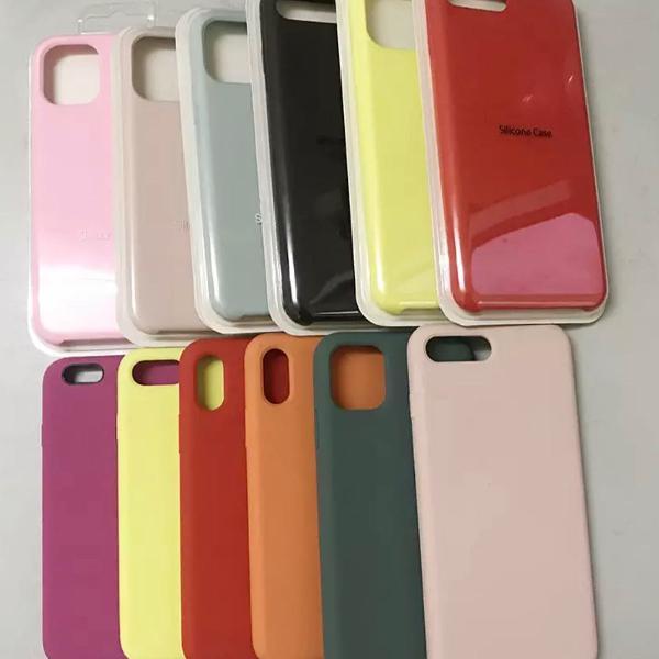 Capinha de iphone x 7 8 plus 6s capa para apple iphone 11