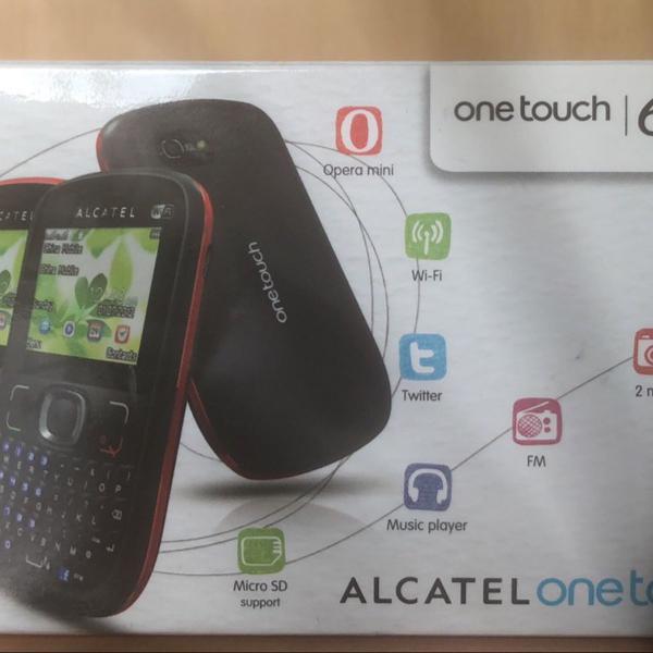 Celular alcatel onetouch 639d