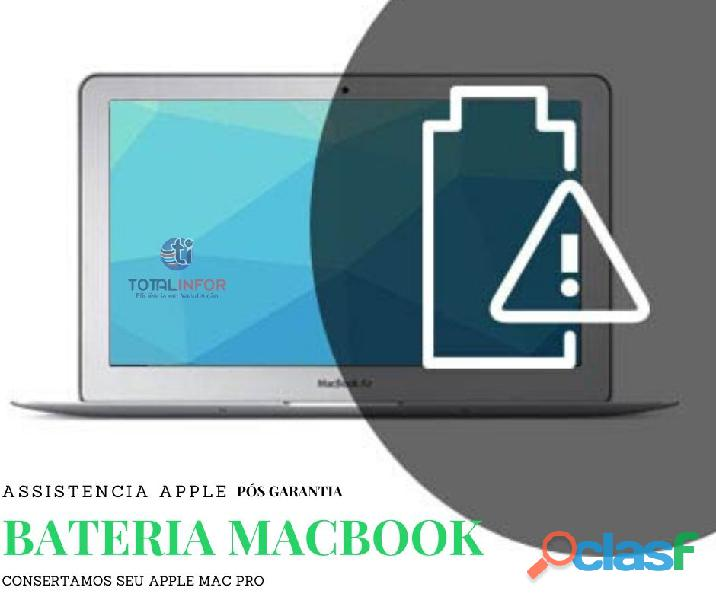 Conserto macbook air retina, 13 inch, 2013 / 2012 2014 2015 2011)