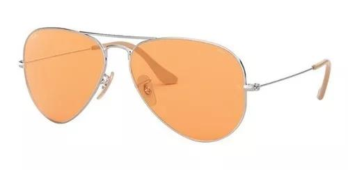 Culos ray ban rb3025 9065/v9 58 aviador evolve - lente
