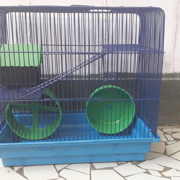 Gaiola p/hamster