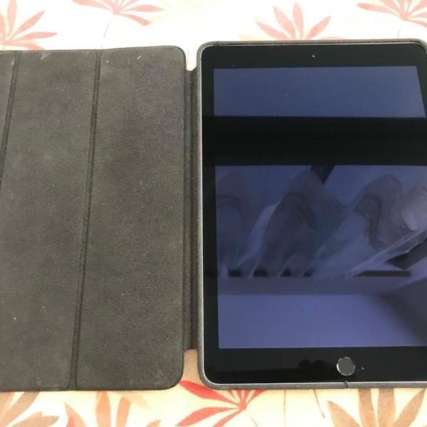 Ipad air 2 apple 16gb com case original!