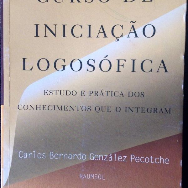 Livro curso de iniciação logosófica