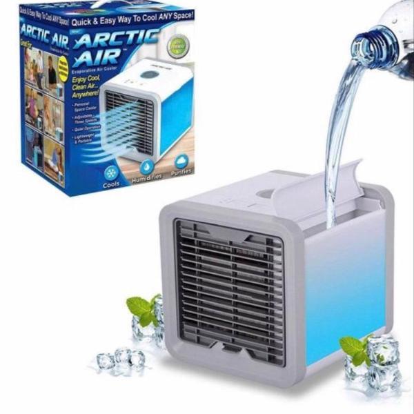 Mini ar condicionado portátil