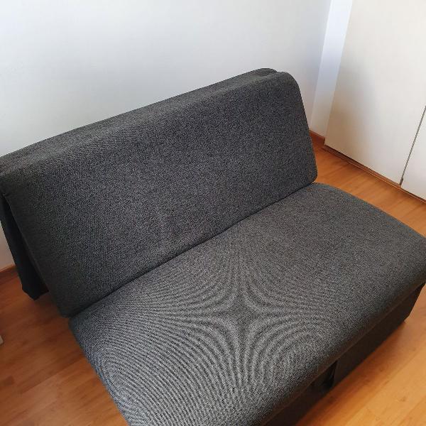 Sofa cama casal mega promocao por mudanca de pais