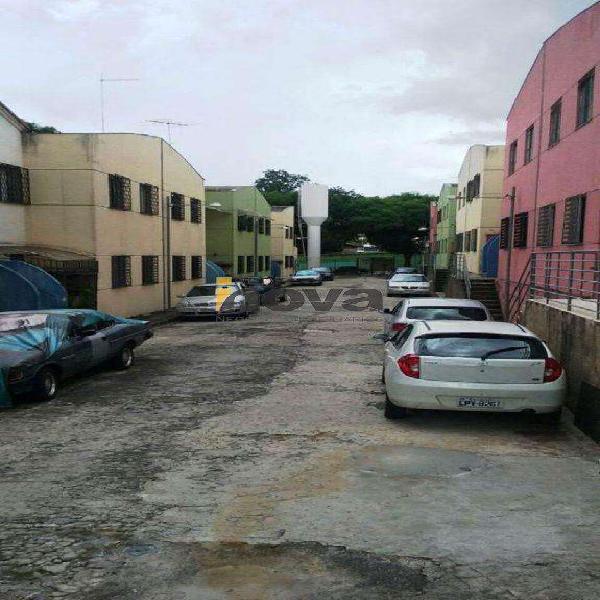 Apartamento, jardim guanabara, 2 quartos, 1 vaga