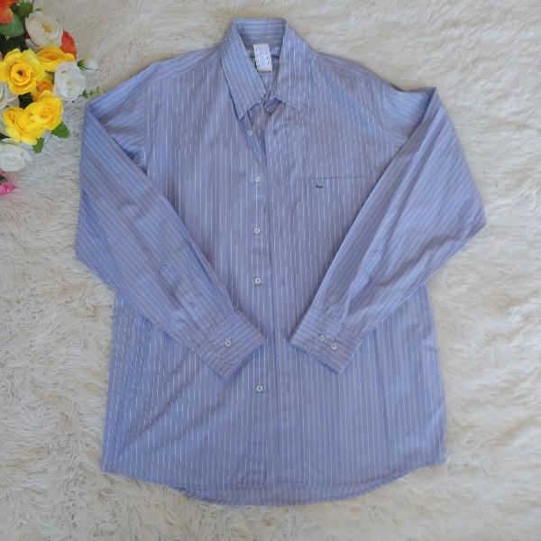 Lacoste - camisa social masculina