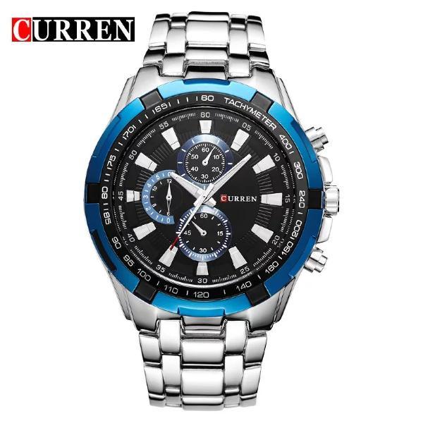 Relógio curren masculino mod 8023