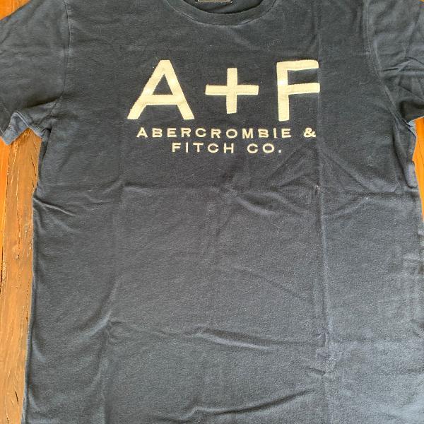 Abercrombie camiseta manga curta