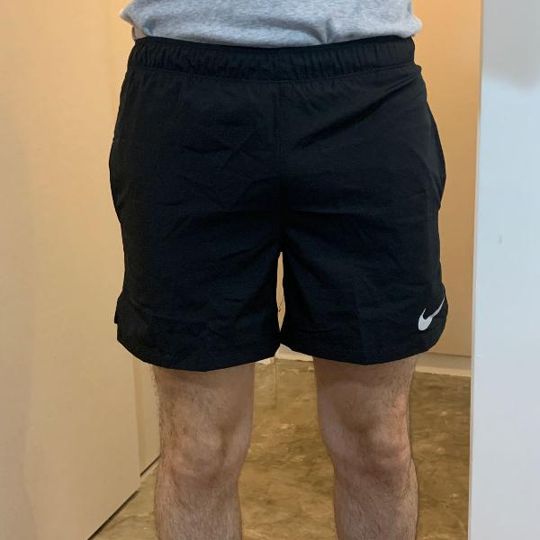Bermuda nike preta masculina tamanho p