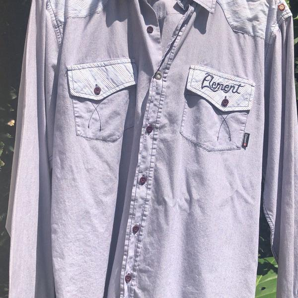 Camisa casual element