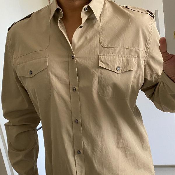 Camisa gucci gg