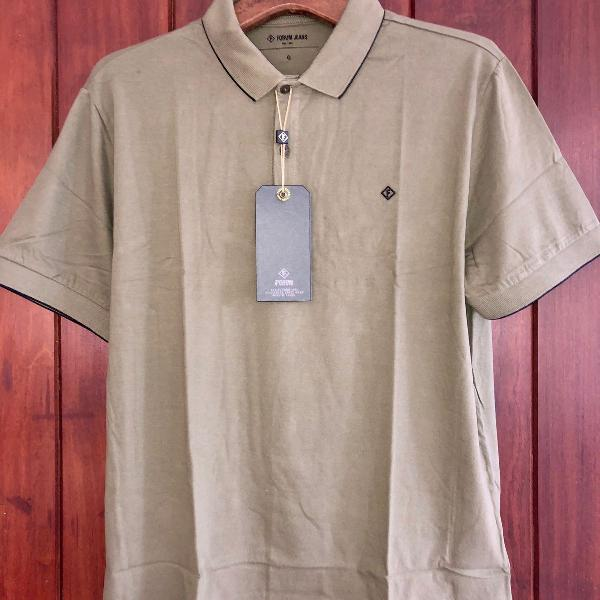 Camisa polo fórum
