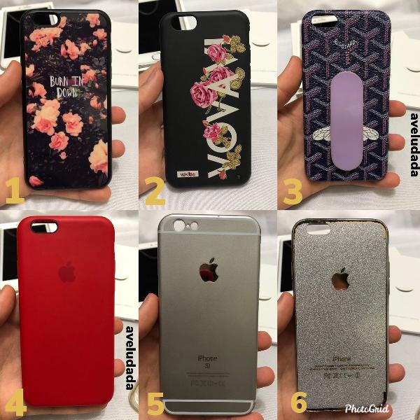 Case / capinha iphone 6s