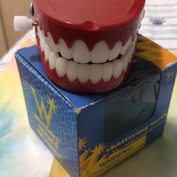 Dentadura harry potter