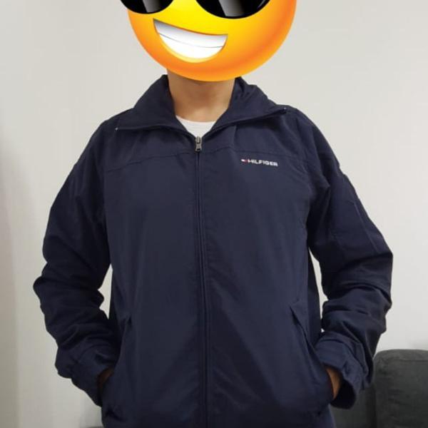 Jaqueta masculina tommy hilfiger