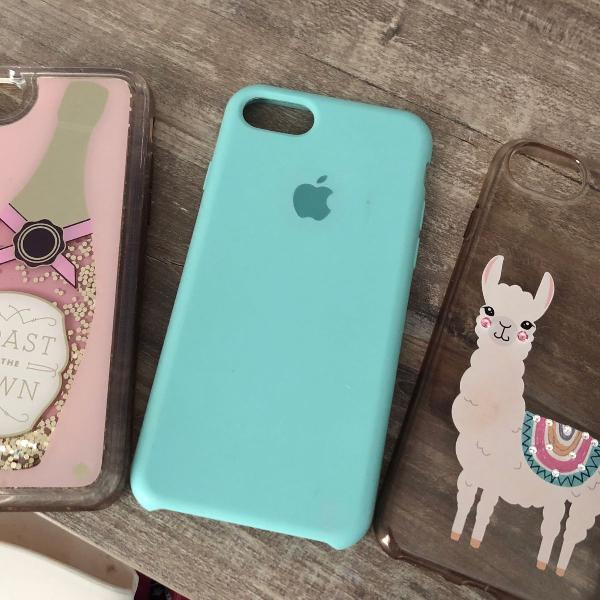 Kit cases iphone 6,6s,7 e 8