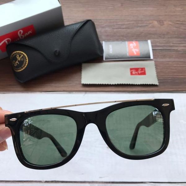 Ray ban óculos de sol wayfarer double bridge lançamento
