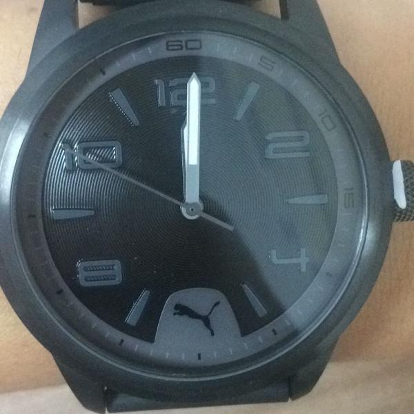 Relógio puma original em garantia