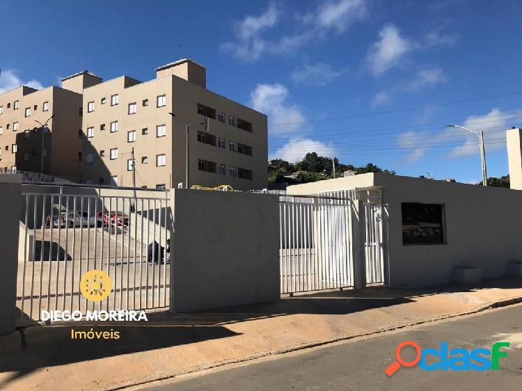 Apartamentos novos à venda em terra preta com 2 dormitórios