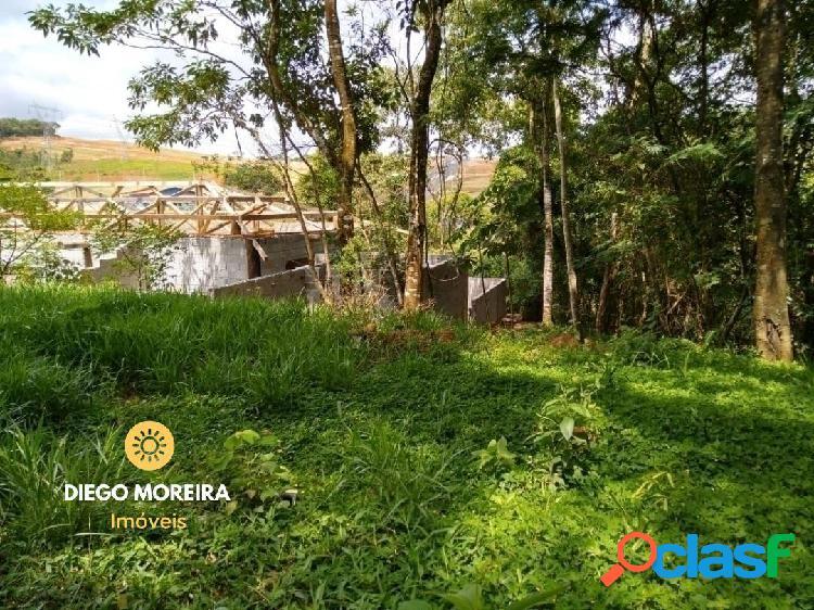 Terreno á venda em terra preta - área 262 m²