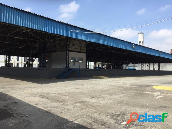 Galpão - crossdocking - único na região - a. t. 6.560 m²