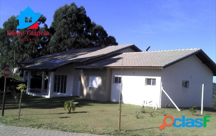 Casa para venda locação condomínio santa fé vinhedo.