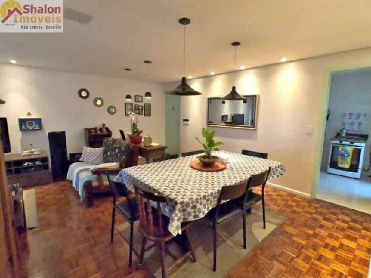 Apartamento na vila olímpia mobiliado, 106m²