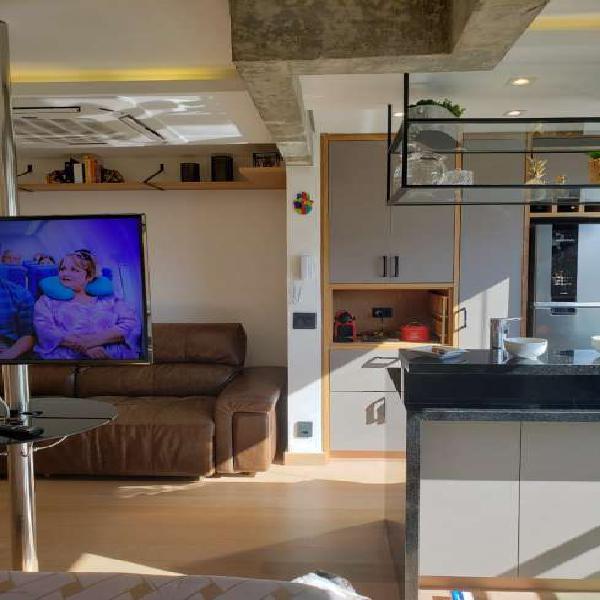Apartamento para venda com 33 metros quadrados com 1 quarto