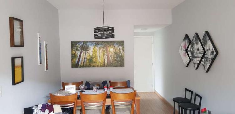 Apartamento para venda com 56 m² com 2 quartos 1 vaga em