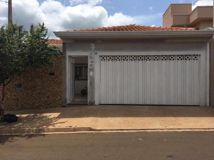 Casa nova em bonfim paulista 160 m2, 3 quartos (1 suíte,