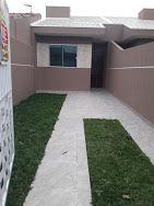 Casa nova de laje com 02 quartos Sitio Cercado