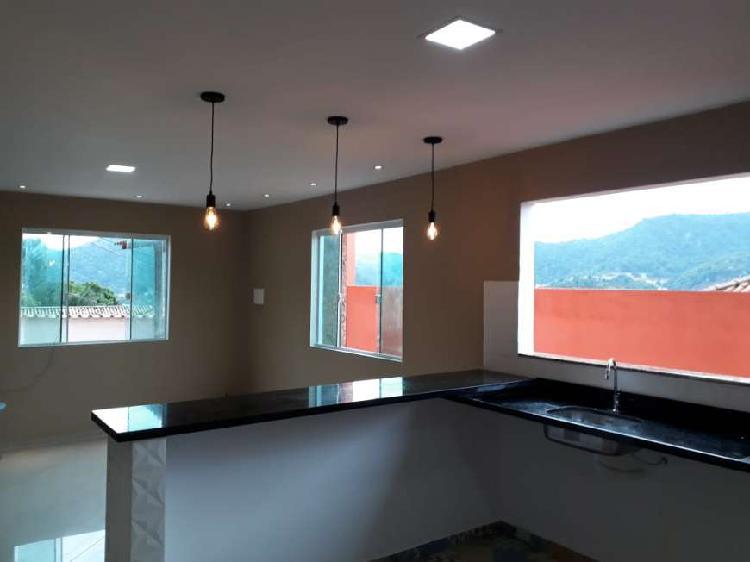 Casa primeira locação com 144 m² de área construídas no