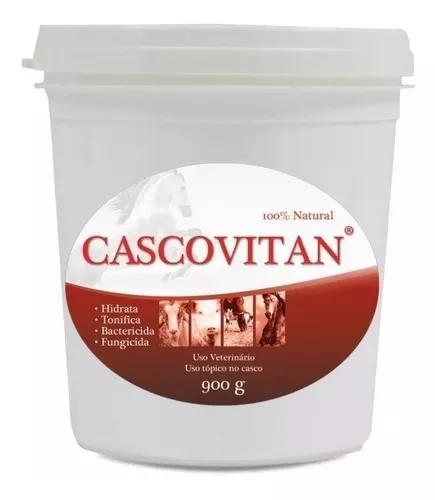 Cascovitan pote 900 gr tratamento e hidratação p/ cascos